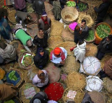 Varanasi markets