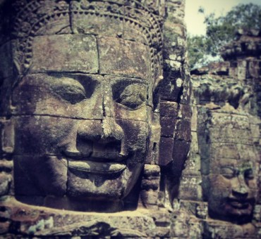 Bayon, the smile of Angkor