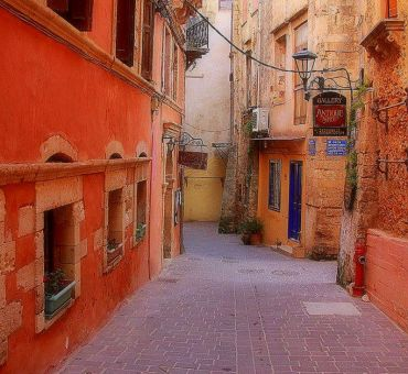 Chania pop of colours
