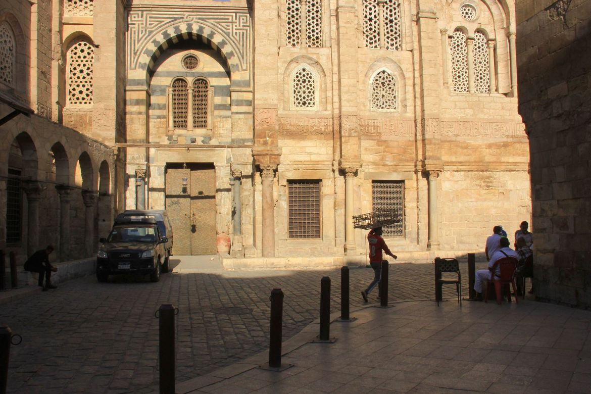 A walk through Islamic Cairo
