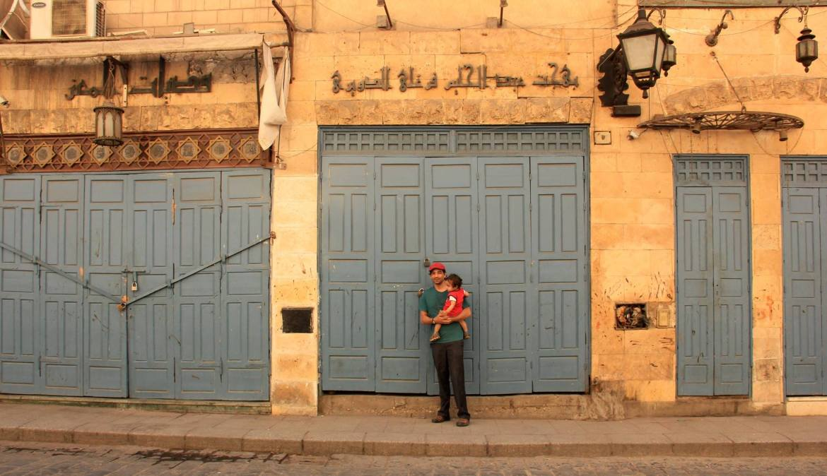 The beautifully restored Islamic Cairo