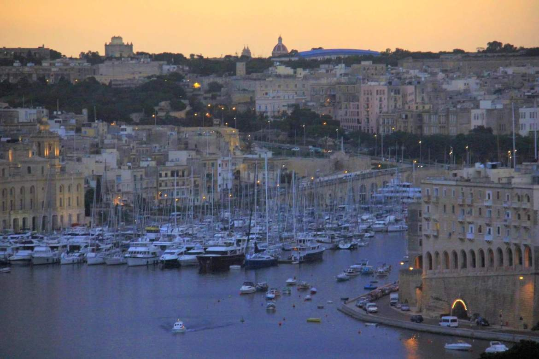 The year around sunshine welcomes you to visit Malta