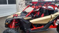 X3 Roof rack for a two seater