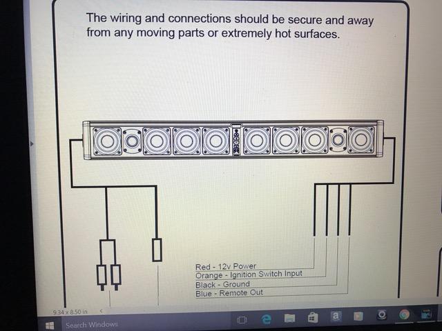 jeep tj sound bar speaker wiring
