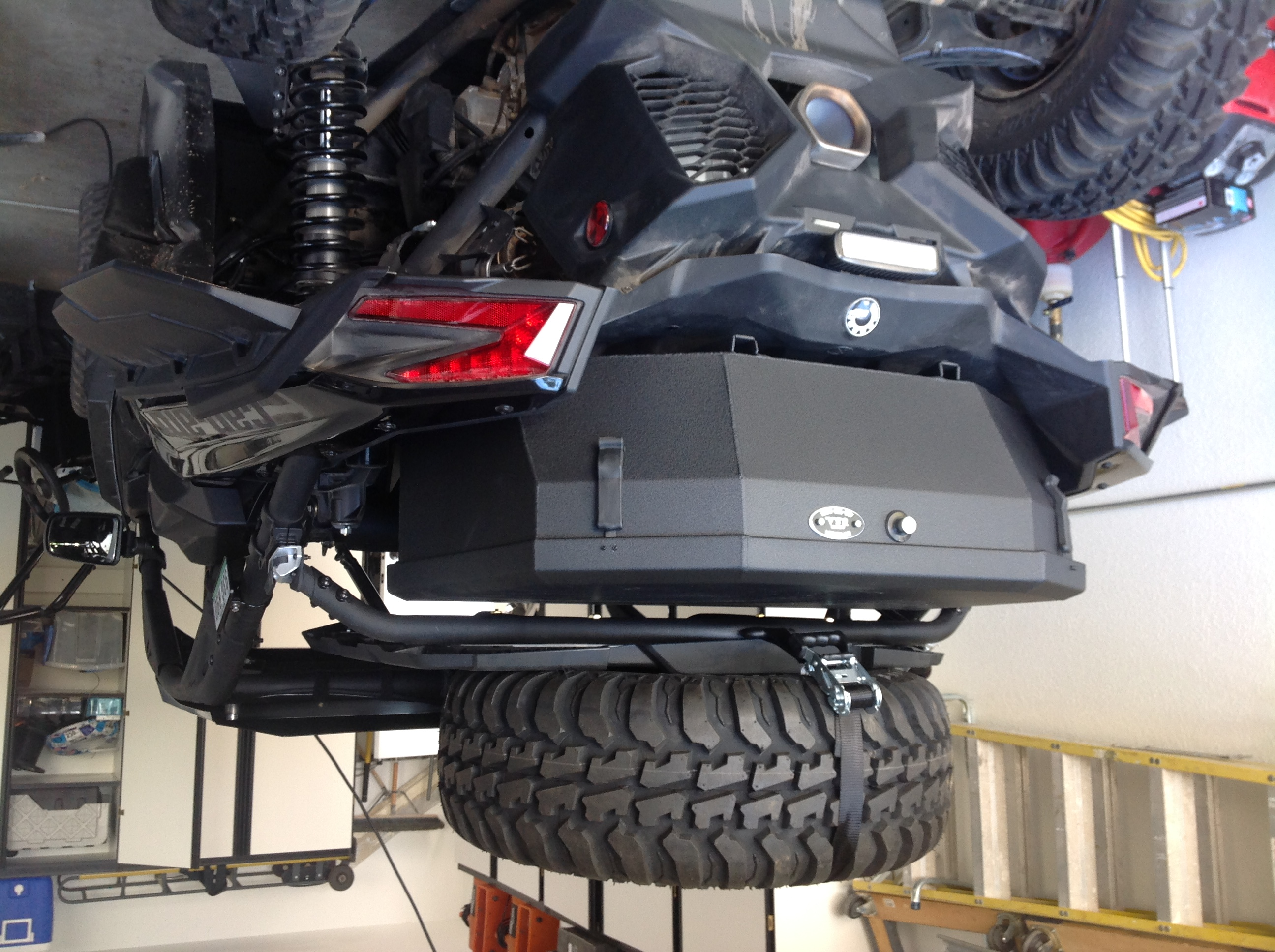 Ryfab Extra Large Cargo Boxes For Maverick X3 Page 2