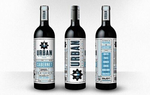 75 Most Creative Wine Labels - MaverickLabel Blog - wine label