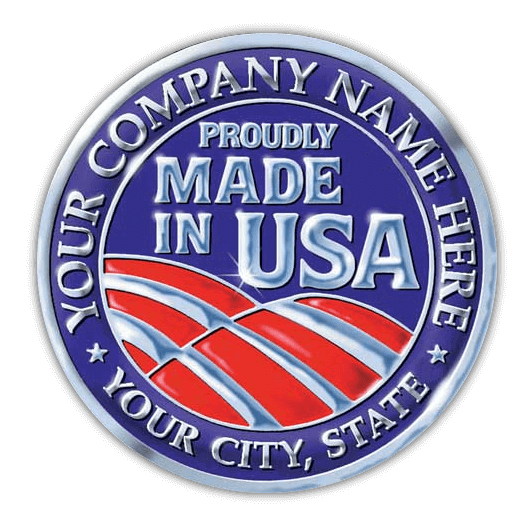 Made In Usa Stickers - Made In Usa Decals