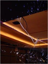 Fibre Optic Roof Lighting