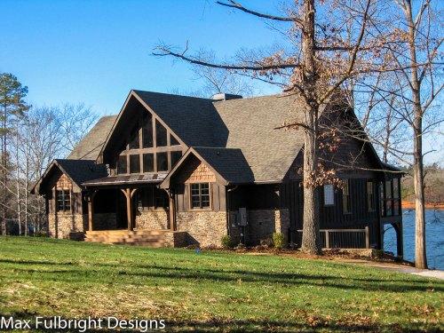 Medium Of Mountain House Plans