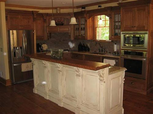 Kitchen Remodeling Ideas - Small Kitchens and Photos - kitchen remodel ideas for small kitchen