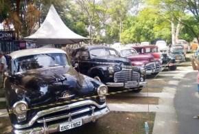 18º Encontro de Automóveis Antigos de Franca, SP