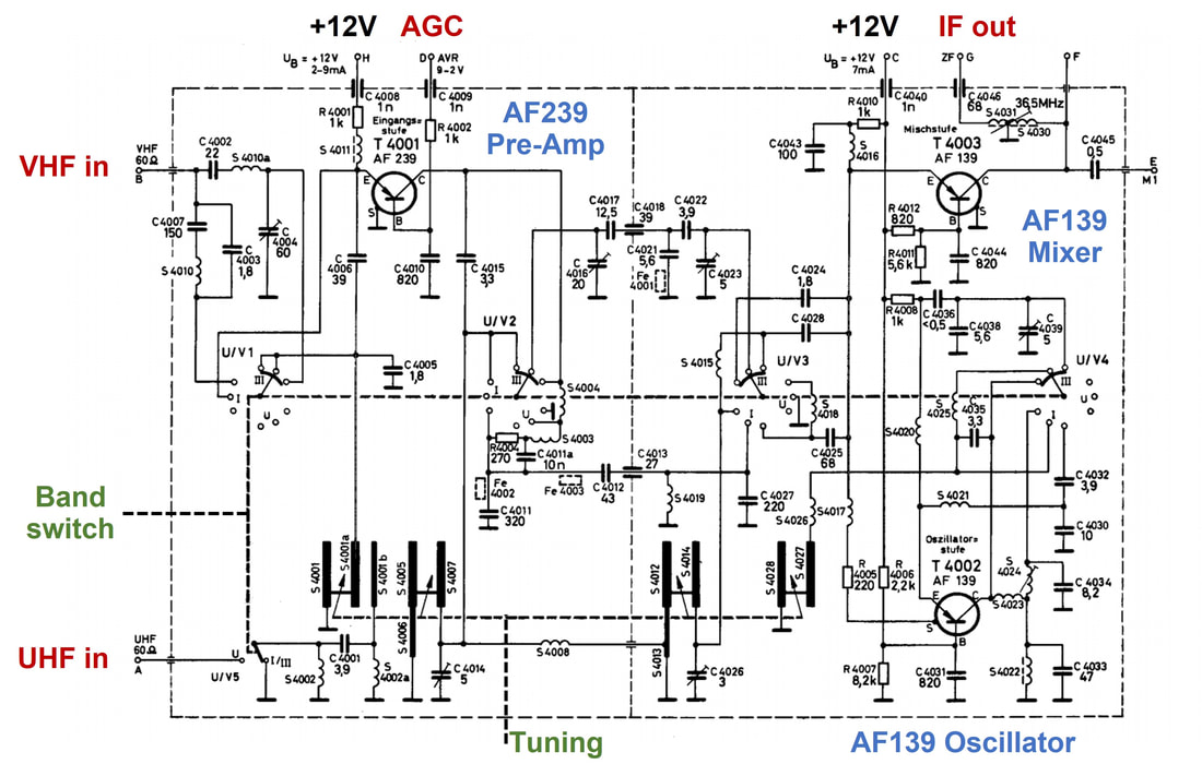 philips amp 740i on a wiring diagram