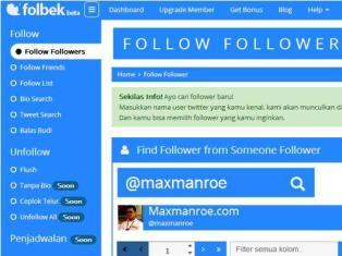 folbekme Cara Menambah Followers Twitter Dengan Cepat