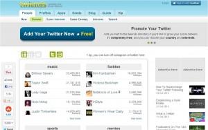 twiends 300x188 Cara Menambah Followers Twitter Dengan Cepat