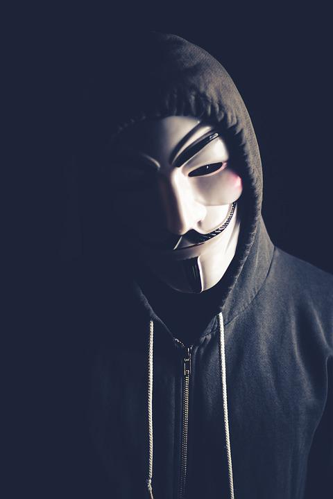 Hd Wallpapers For Android Free Download Free Photo Anonymous Mask Hacker Cyber Network Computer
