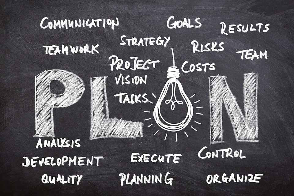 Free photo Business Board Business Plan Business Idea Planning - Max