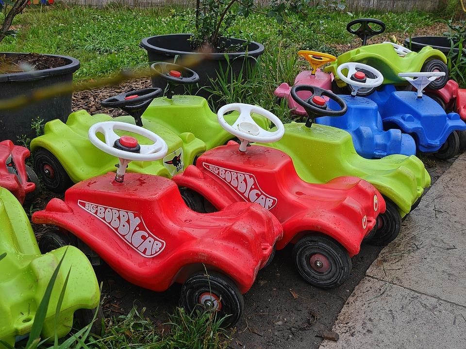 Free photo Children Toys Auto Bobby Car - Max Pixel