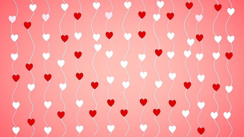 Vintage Black Wallpaper Free Photo Design Heart Background Love Valentine Shape