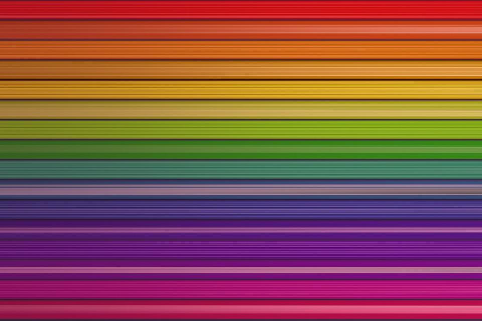 Free photo Gradient Green Psychedelic Spectrum Background - Max Pixel