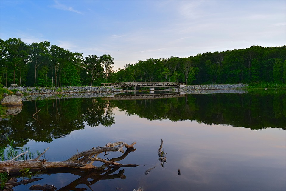 Free photo Landscape Lake Reflection Sunset Sky Nature Water - Max Pixel