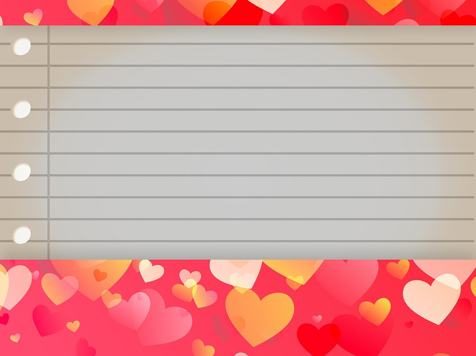 Free photo Notes Lined Paper Scrapbooking Border Copyspace - Max Pixel - lined border paper