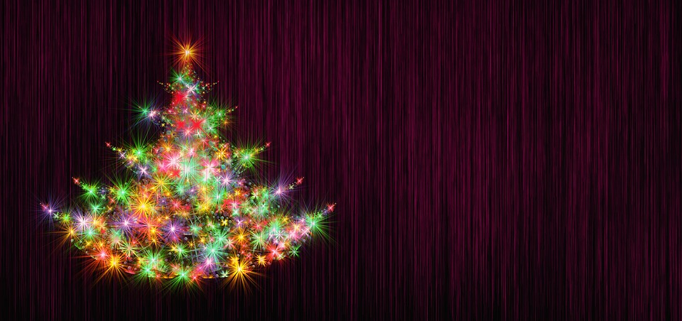 Free photo Structure Background Christmas Christmas Tree Blue - Max