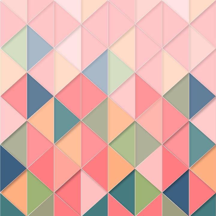 Black Pattern Wallpaper Free Photo Wallpaper Geometric Pattern Background Triangle