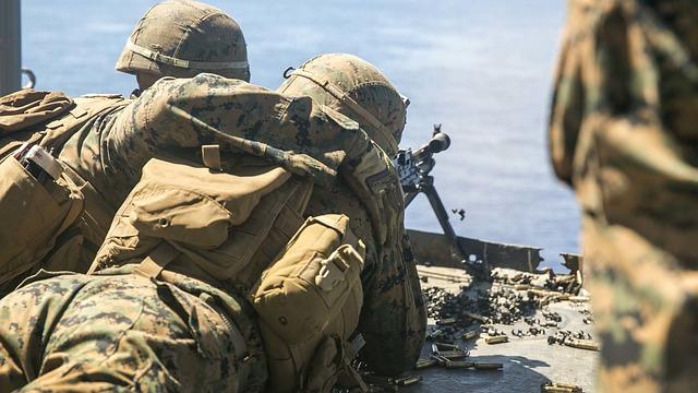 Free photo Lmg Usmc Marines Marine Corps Light Machine Gun - Max Pixel