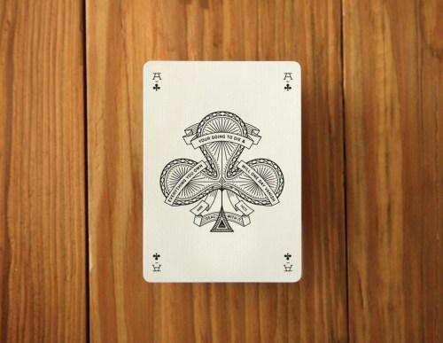 Medium Of Make Playing Cards