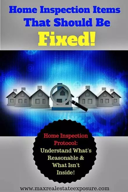 Home Inspection Repair Requests a Buyer Shouldn\u0027t Make