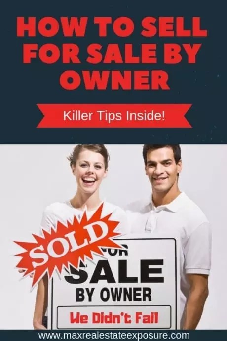 How to Sell a Home For Sale By Owner FSBO Selling Tips