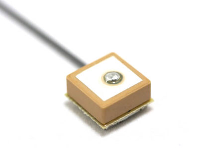 GPS 10mm - Active Microstrip Antenna