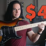 GEAR DEMO – A New Guitar for $47!?