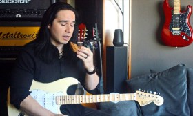 TAB – Yngwie Style Repeating 6's Lick