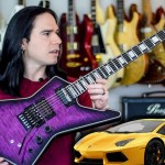 Schecter Made the Lamborghini of Guitars!
