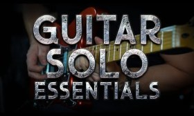 GUITAR SOLO ESSENTIALS – Instructional Program