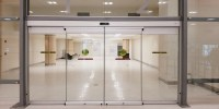 Door Auto & Automatic Doors - Automatic Biparting Glass ...