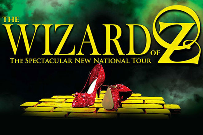 The Wizard of Oz Mayo Performing Arts Center
