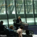 Boris Johnson appeared before AMs this morning