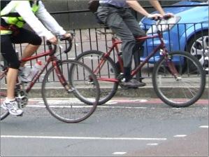 Boris announces £100m cycle funding shortlist