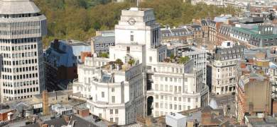 TfL's 55 Broadway building is to be turned into new homes.
