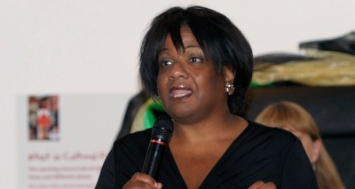 Diane Abbot says she wants to be Labour's candidate for Mayor. Image: Birmingham Museum and Art Gallery