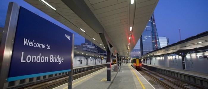 Network Rail apologises after yet more London Bridge signal failures