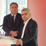 First 2016 Mayoral poll gives Sadiq Khan narrow lead over Zac Goldsmith