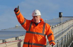Mayor welcomes start of Northern line extension works