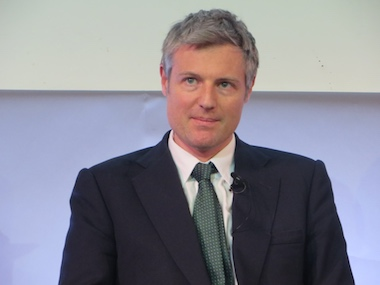 Tory mayoral hopeful Zac Goldsmith