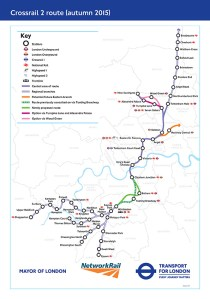 Labour thinks Crossrail 2 is vital, they just don't know where it's going