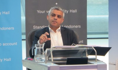 Sadiq's Mayor's Question Time debut signals a welcome break from the confrontational past