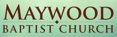 Maywood Baptist Church Logo