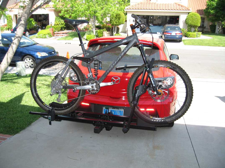SaveEnlarge · Bike Rack For Mazda 3 ...